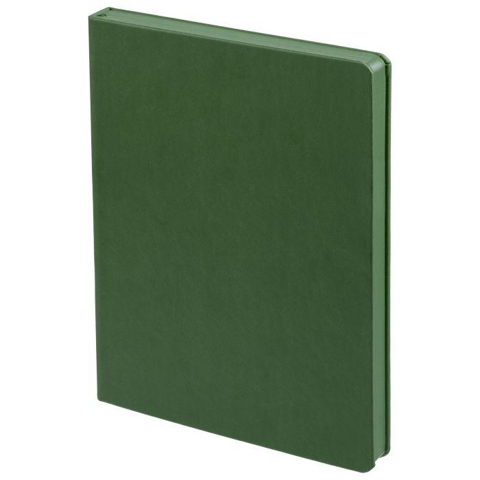Ежедневник Brand Tone, недатированный, формат A5, зелёный