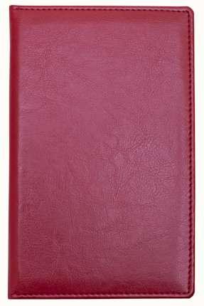 Визитница (с17.023-А223), Небраска, 13х20,2 см, цвет бордо