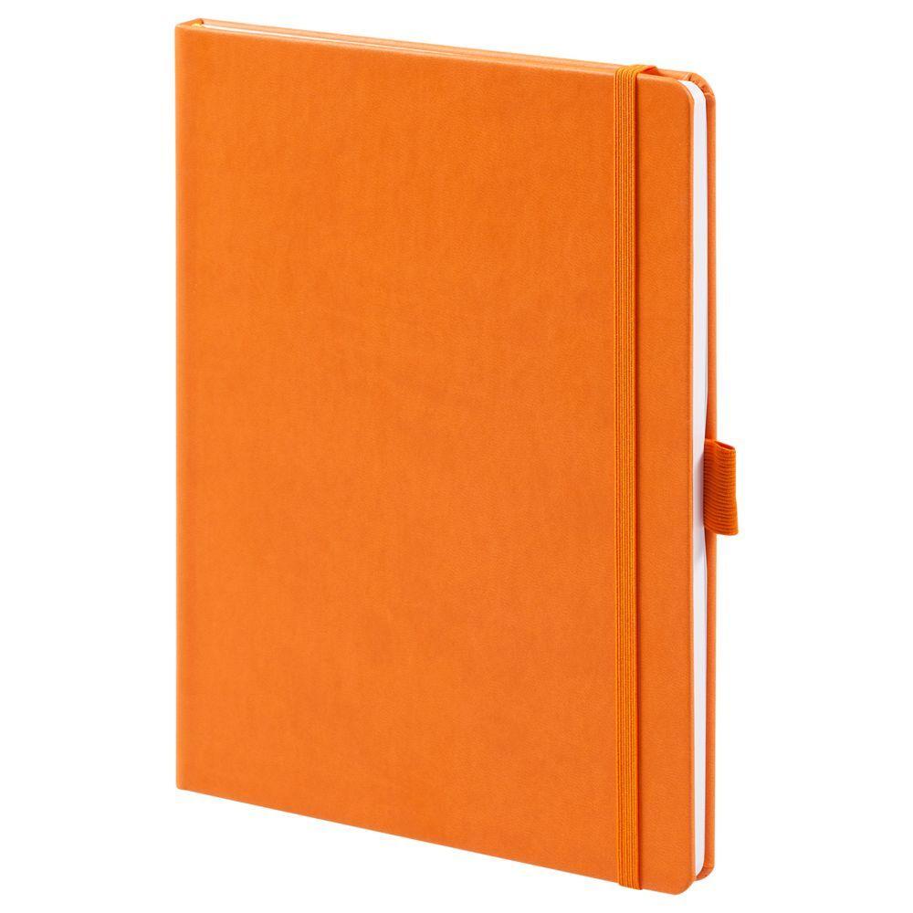 Еженедельник Luck, формат A5, недатированный, оранжевый