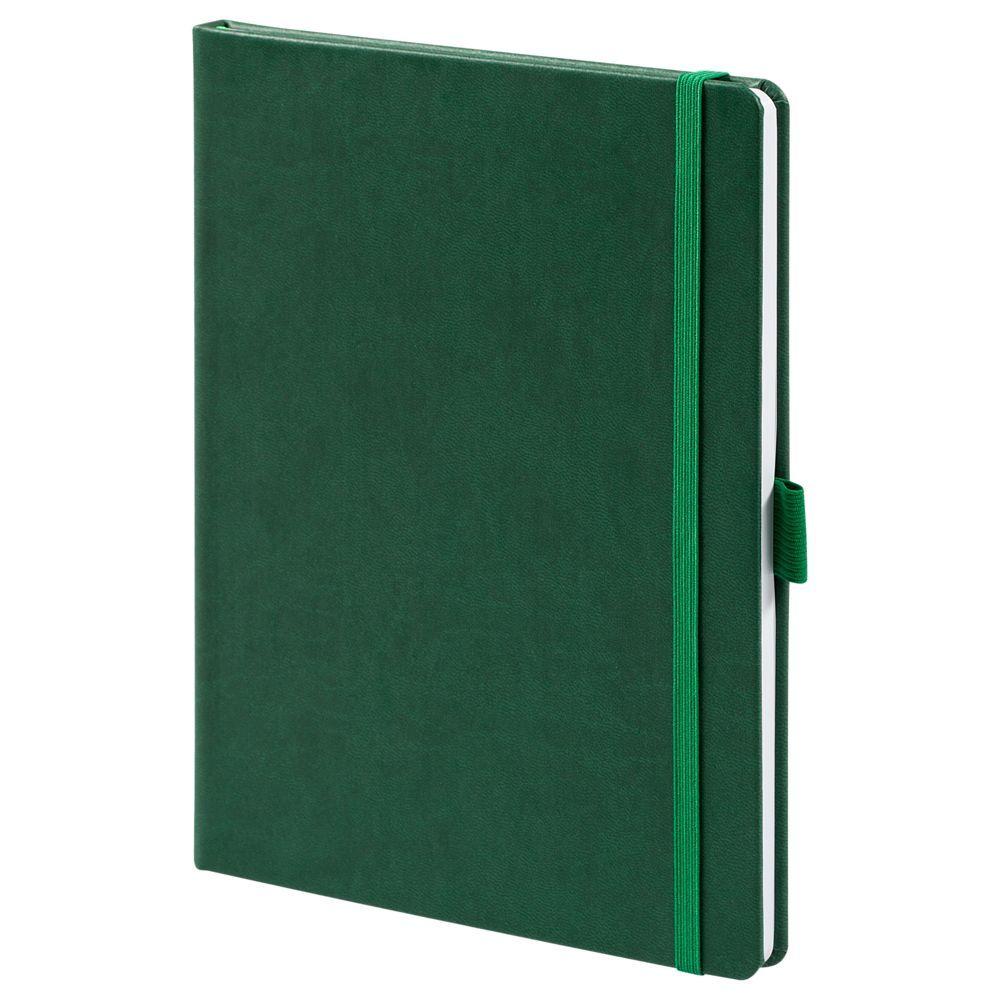 Еженедельник Luck, формат A5, недатированный, зелёный