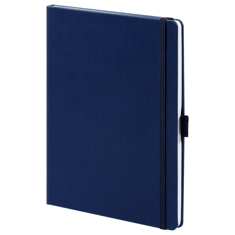 Еженедельник Luck, формат A5, недатированный, синий