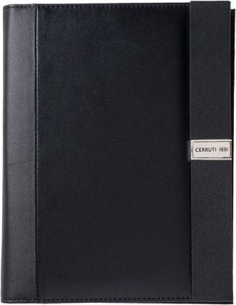 Блокнот с флеш-картой USB 2. на 4 Гб Cerruti 1881