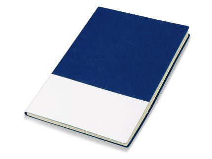 "Блокнот бренд Lettertone модель ""FUSION"", 170х245 мм,  синий/белый"