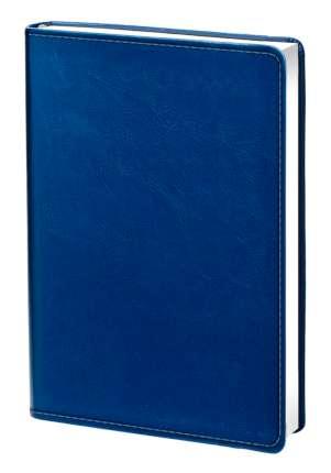 """Тетрадь (бренд InFolio) коллекция """"Elegance"""", формат A5, переплёт интегральный, цвет синий"""