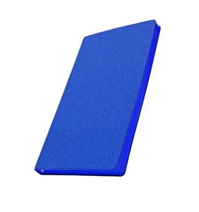 Премиум-блокнот, формат A5 (11.0825-F355 ), Кордюрой, цвет синий, срез синий