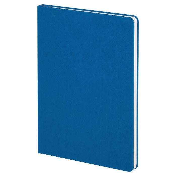 Блокнот Scope, в линейку, размер 15,5х21 см (формат A5), цвет синий