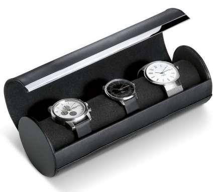 Футляр для часов Giorgio, черный