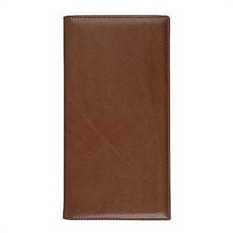 Визитница NG Reina, 130х240 мм, 72 карты, N, коричневая
