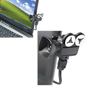 """USB-веб-камера """"Мотор!"""", цвет черный"""