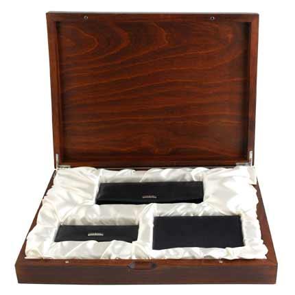 Женский подарочный набор Neri Karra из 3 предметов, тёмно-синий