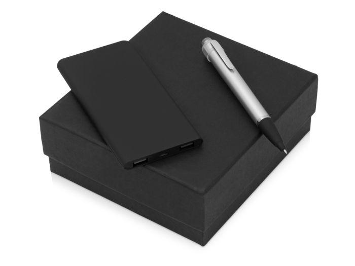 """Подарочный набор """"Beam of Light"""" с ручкой и зарядным устройством"""