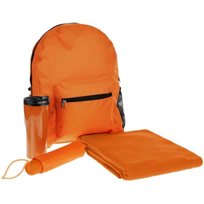 Набор City Tour, цвет оранжевый