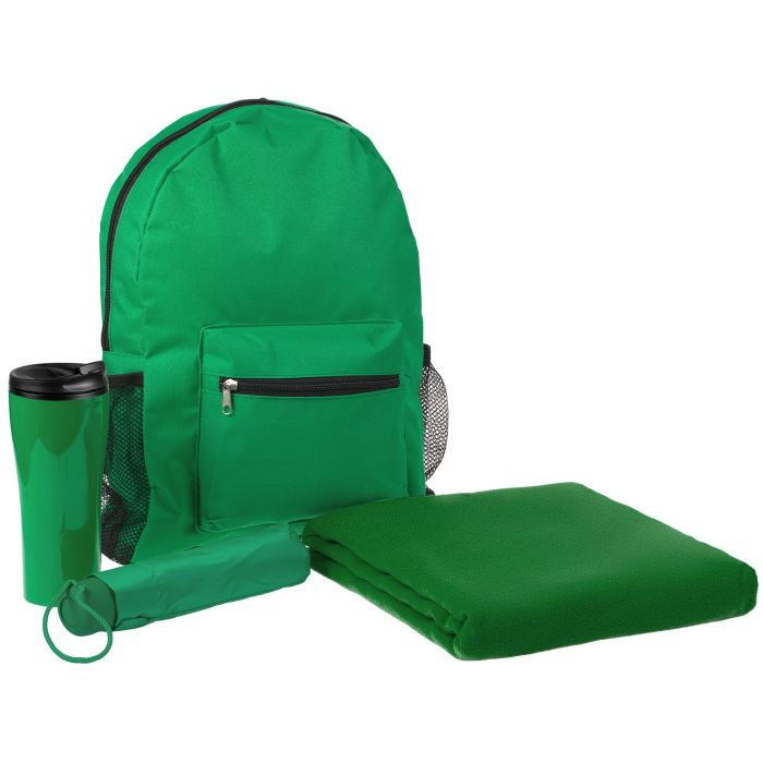 Набор City Tour, цвет зелёный
