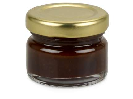 Варенье из вишни с шоколадом и коньяком, 25 мл
