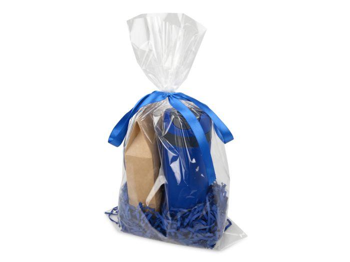 """Подарочный набор """"Levita"""" с чаем, цвет синий"""