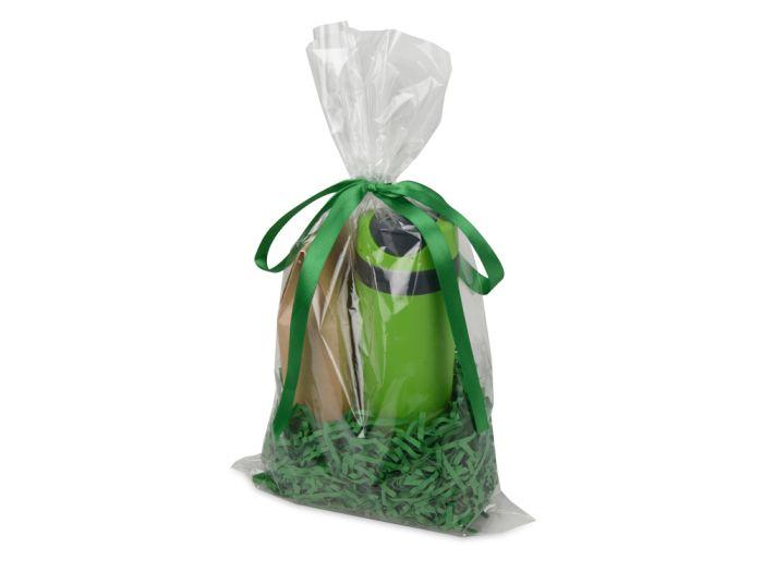 """Подарочный набор """"Levita"""" с чаем, цвет зелёный"""