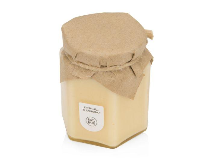 Крем-мёд с ванилью, 390 мл