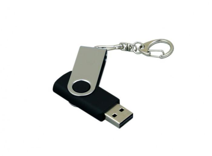 Флешка 4 Гб. Черный, USB2.0