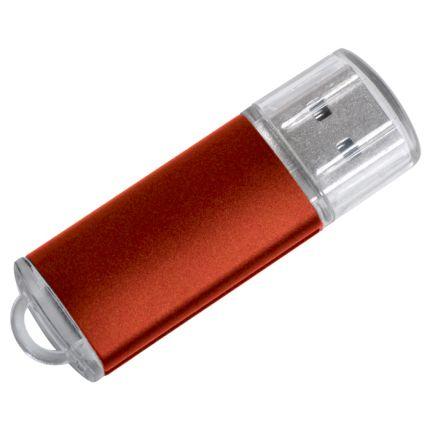 """USB flash-карта """"Assorti"""" ( 8 Gb), цвет красный"""