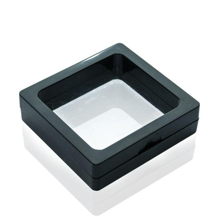 Наноупаковка для флешки U-PK022, чёрная, 73х70