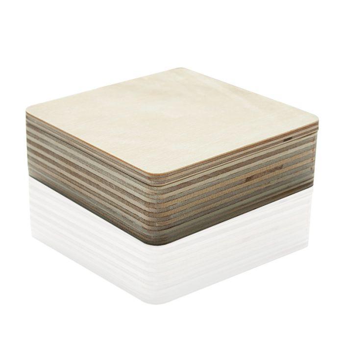 Коробка U-PK029 фанера