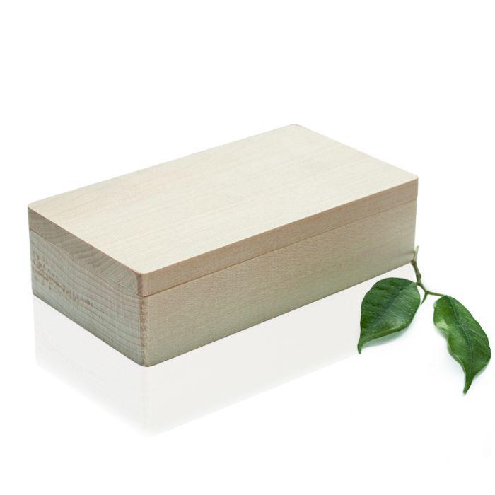 Коробка U-PK032 липа натуральная