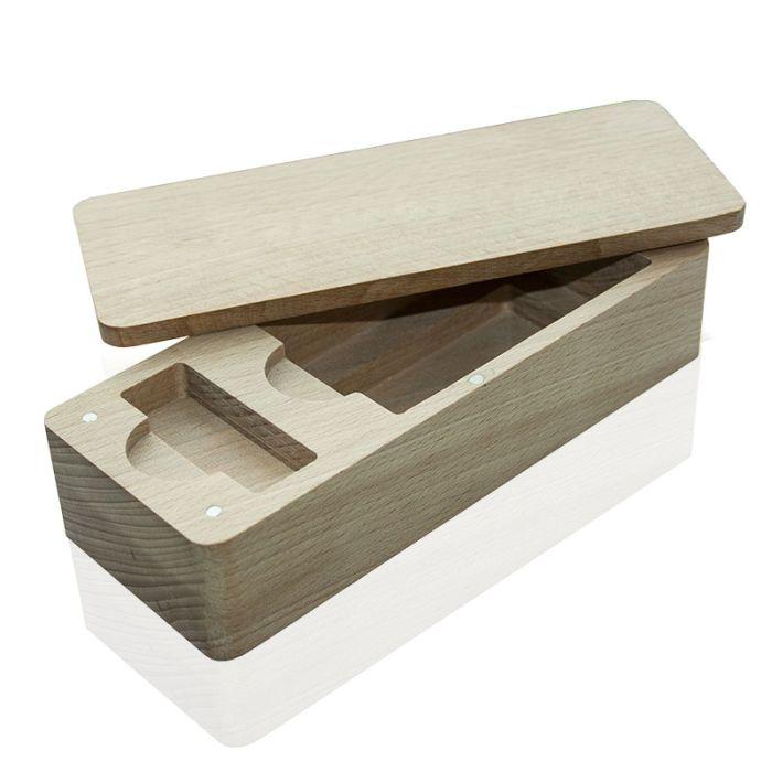 Коробка U-PK034 бук натуральный