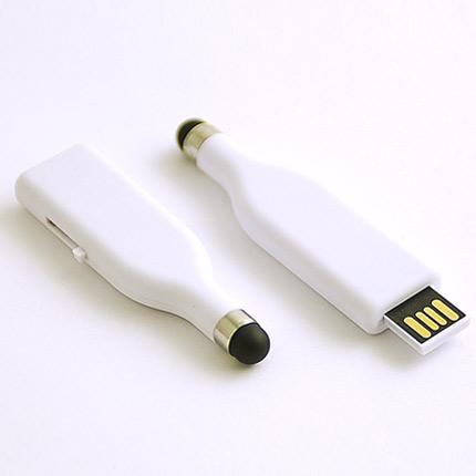 "USB-Flash накопитель (флешка) ""Stylus"", 32 Gb. Белый"