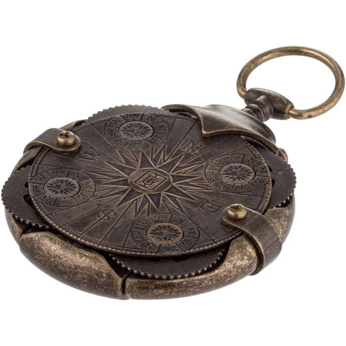 """Флешка """"Криптекс"""" Compass Lock, 32 Гб"""