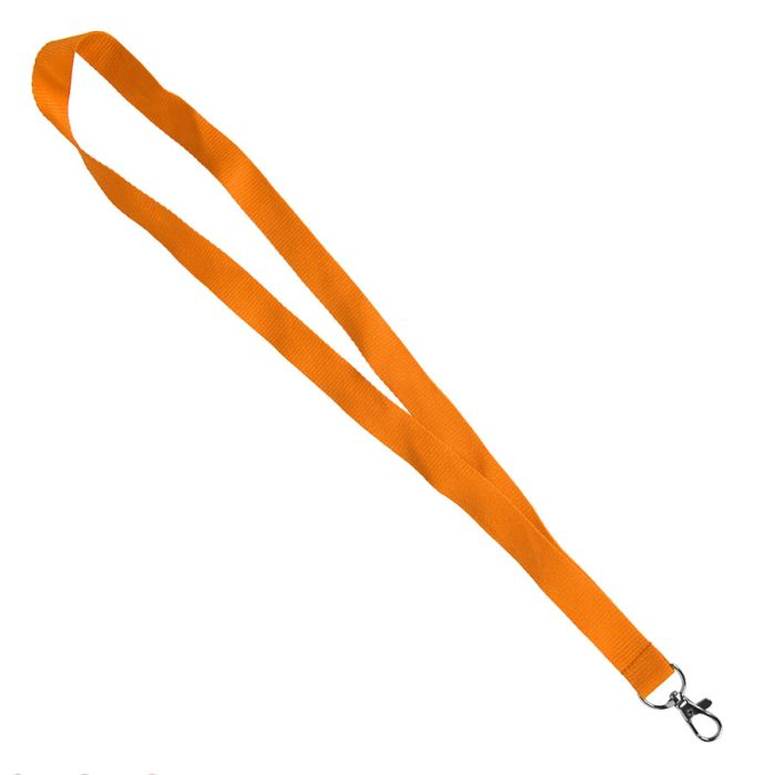 Ланъярд NECK, цвет оранжевый
