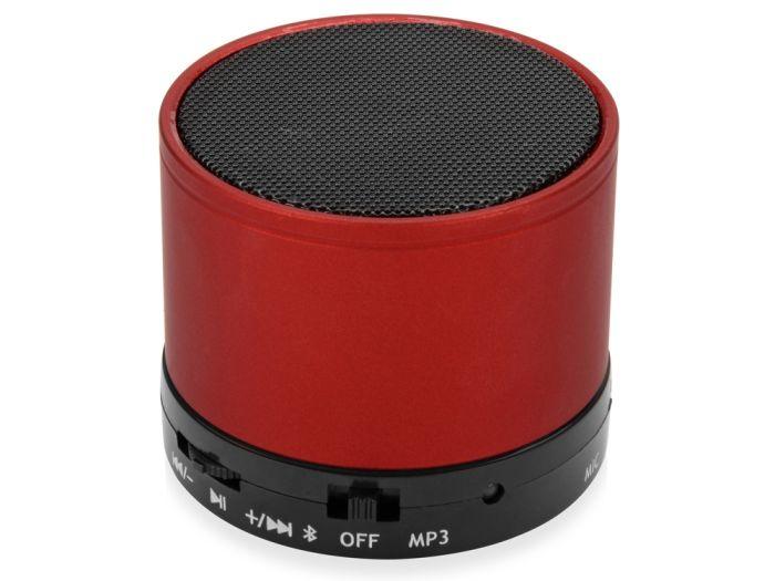 Беспроводная колонка Ring с функцией Bluetooth®, красный
