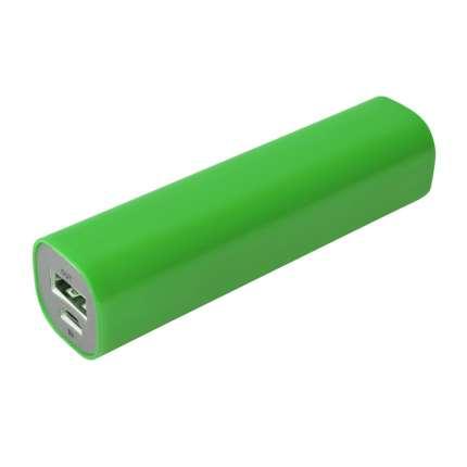 Внешний аккумулятор Easy Shape 2000 мАч, зелёный