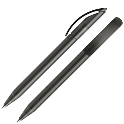 Ручка шариковая Prodir, модель DS3 TFF, цвет чёрный