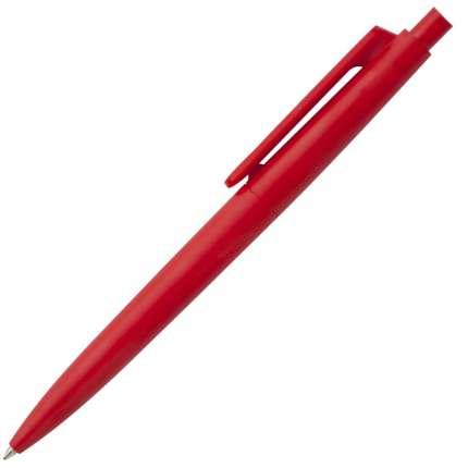 Ручка шариковая Prodir, модель DS9 PMM-P, цвет красный