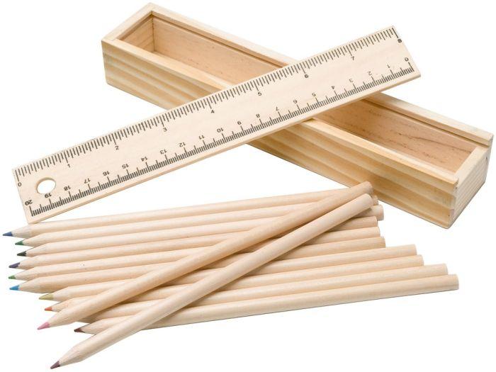 "Набор из 12 карандашей ""Draw"""