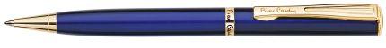 Шариковая ручка Pierre Cardin ECO, цвет корпуса синий металлик