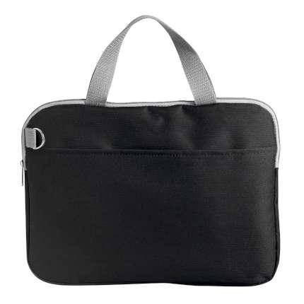 """Конференц-сумка """"Тодес-2"""" с отделением для ноутбука, цвет чёрный"""