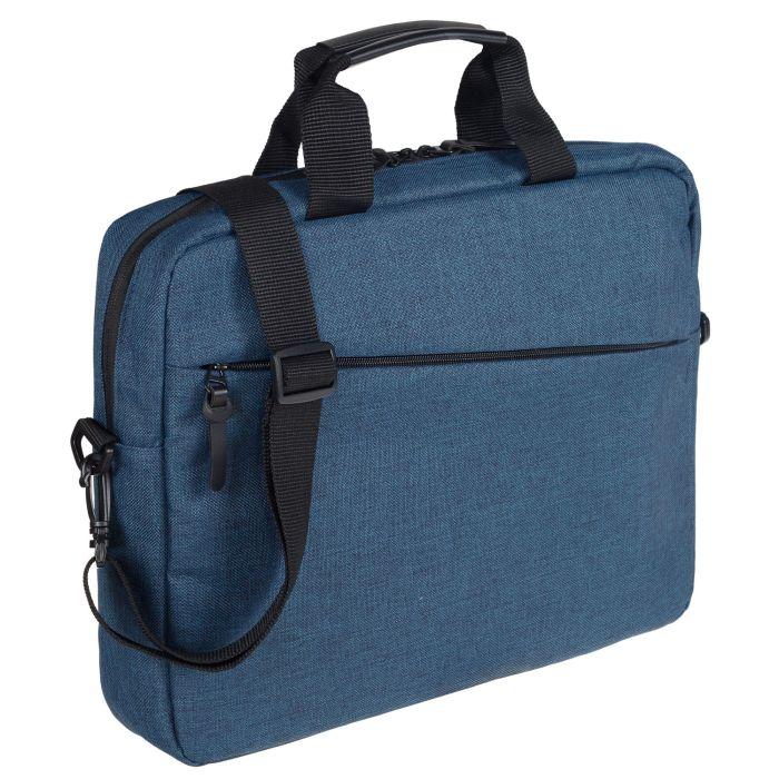 Сумка для ноутбука Burst, синяя