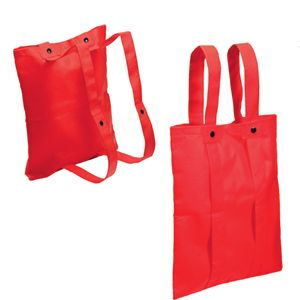 "Сумка-рюкзак ""Slider"", цвет красный"