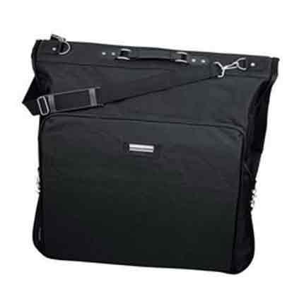 Чехол для одежды, складывающийся в сумку, черный