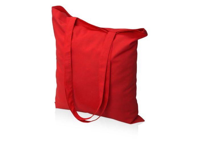 """Сумка из хлопка """"Carryme 105"""", цвет красный"""