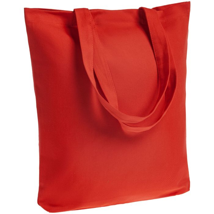 Холщовая сумка Avoska, красная