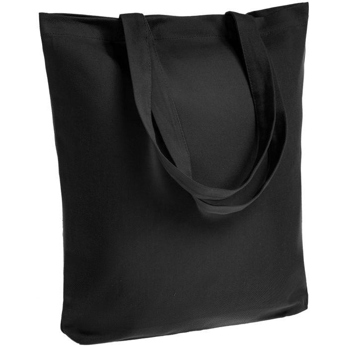 Холщовая сумка Avoska, чёрная