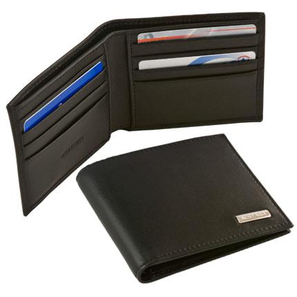 Бумажник мужской Neri Karra (шильд), цвет чёрный