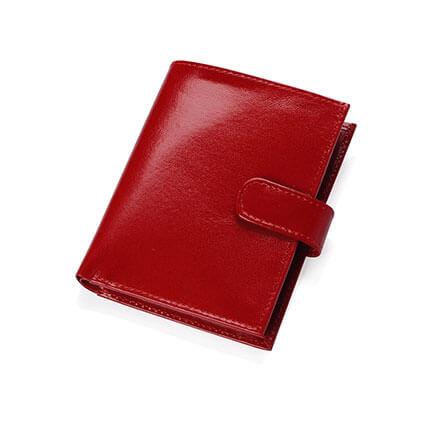 """Бумажник для водительских документов """"Мартин"""", цвет красный"""