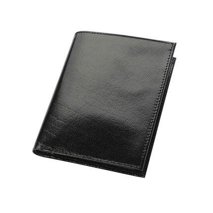 """Бумажник для водительских документов """"Мартин"""", цвет черный"""