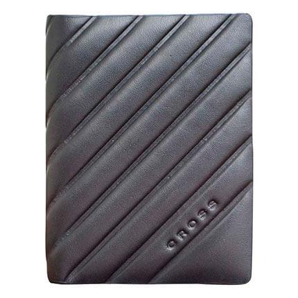 Обложка для кредитных карт Cross Grabado, цвет чёрный