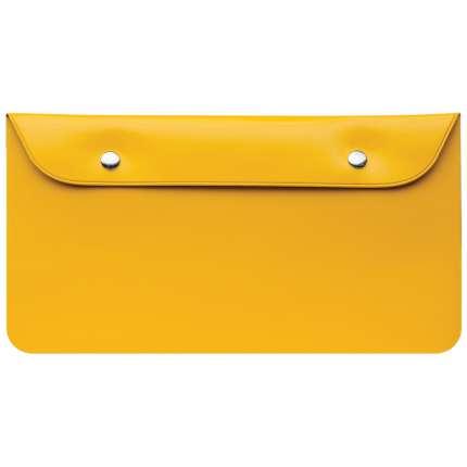 "Бумажник дорожный ""HAPPY TRAVEL"", жёлтый"