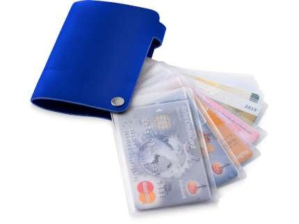 "Бумажник ""Valencia"", ярко-синий"