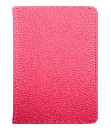 """Обложка для паспорта """"Palette"""" (бренд InFolio), размер 10х13,5 см, переплёт мягкий, цвет розовый"""